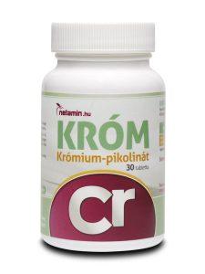 Netamin Króm (krómium-pikolinát)