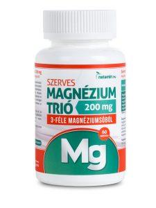 Netamin Szerves Magnézium Trió