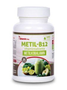 Netamin Metil-B12 vitamintabletta