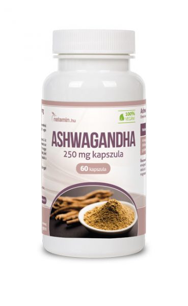 Netamin Ashwagandha kapszula 250 mg