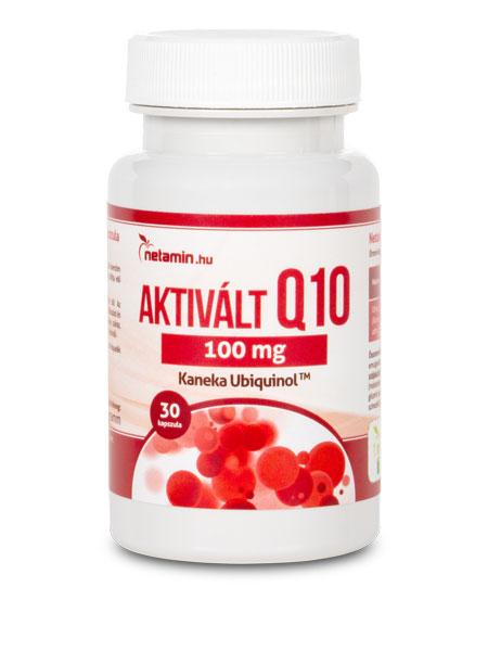 Netamin Aktivált Q10100 mg kapszula