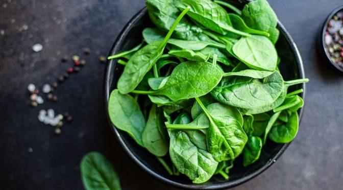 Termékenység-superfood útmutató: SPENÓT az étrendben